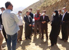 پروژه نظارت بر گازرسانی به سطح استان کردستان